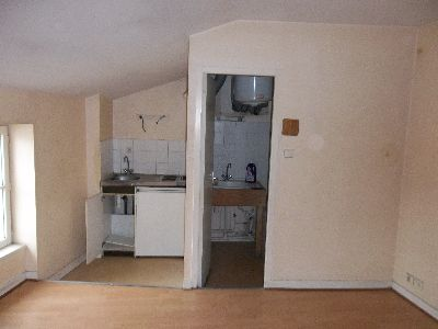 kitchenette avant travaux